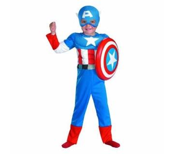 Captain America কিডস কস্টিউম