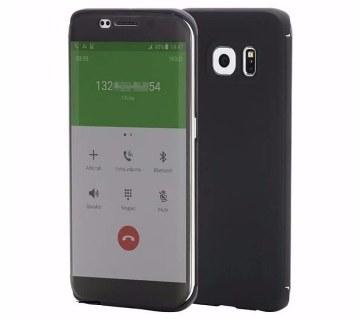 Galaxy S7 Edge রক Dr V সিরিজ ফ্লিপ কভার কেস