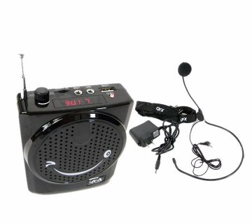 Rechargeable Loud Speaker with FM