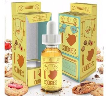I LOVE COOKIES e-Liquid 30ml