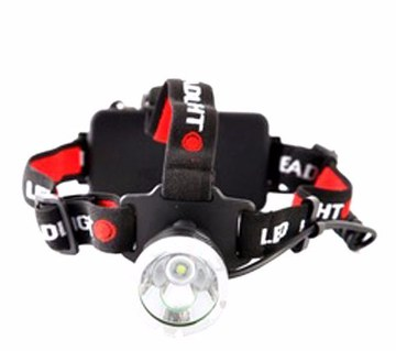 Headlamp with Charging Adapter