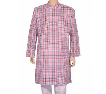 gents cotton long punjabi