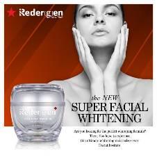Redergen Super Facial Whitening Cream 50g - USA