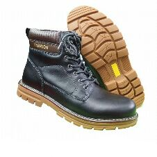 Fashion Gents Leather High Boot