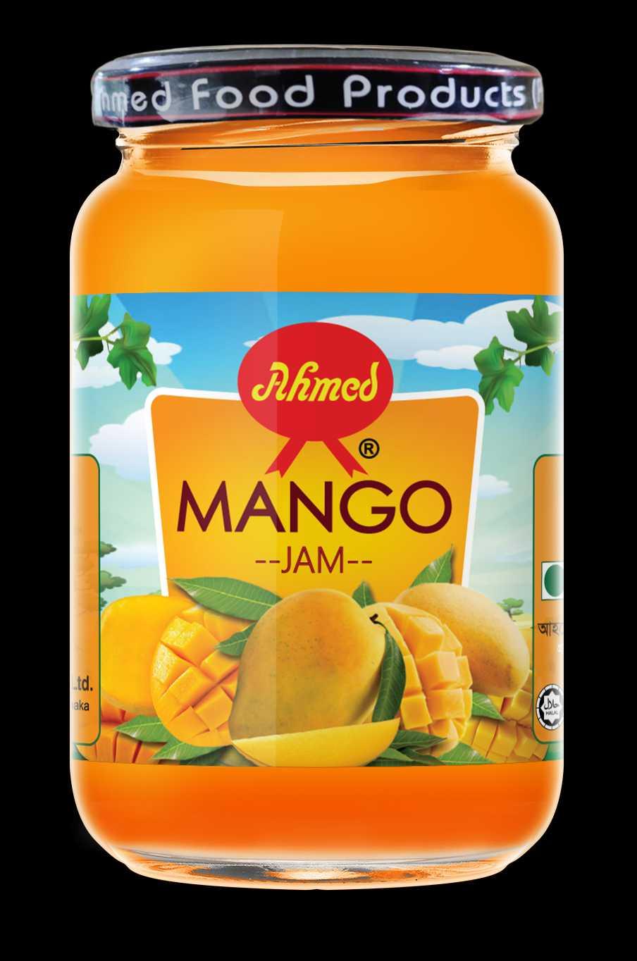 Ahmed Mango Jam 500 gm