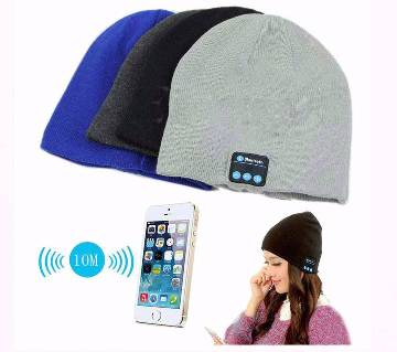 Bluetooth headset cap