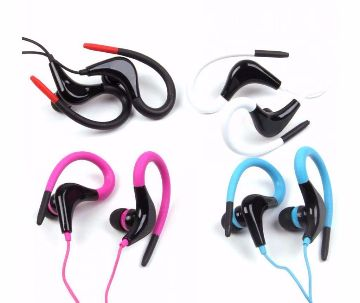 Colorful Wired Earphone (1 Pair)