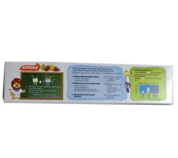 Kodomo Toothpaste For Kids