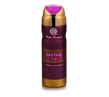 Rodeo Exotica ladies body spray-200 ml