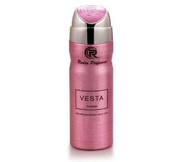 Rodeo Vesta body spray for women