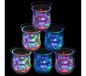 Rainbow Lighting Mug(1pc)