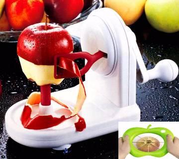 Apple Peeler & Slicer Combo