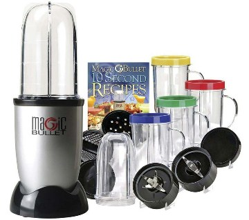 Magic Bullet Blender (21 pieces)