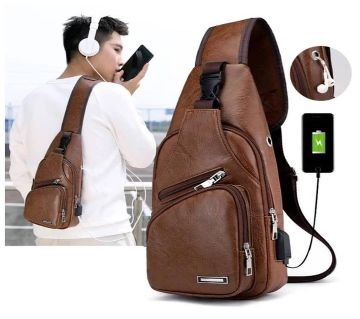Unisex Crossbody Fashion Bag pack