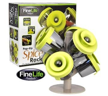 POP UP Spice Rack (6 pieces)