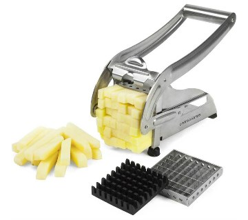 Potato chopper for french fry