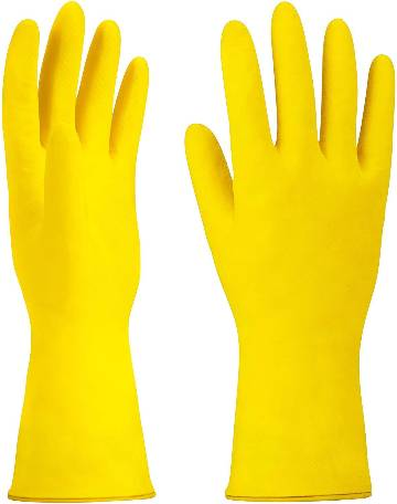 Rubber Save Gloves