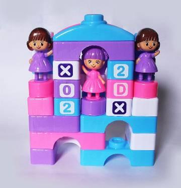 Barbie Princess Block Set