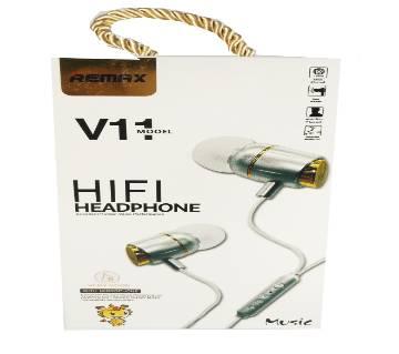 UiiSii HI-V11 HiFi Super Bass Stereo headphone