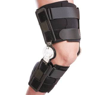 Tynor R.O.M. Knee Brace for Multiple Orthopedic Problems
