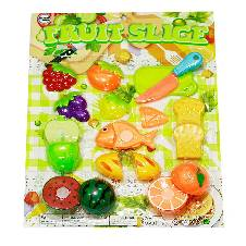 Fruit Slice Toys Set For Kids