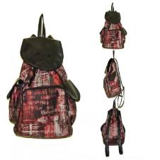 Fabric Made Ladies Backpack