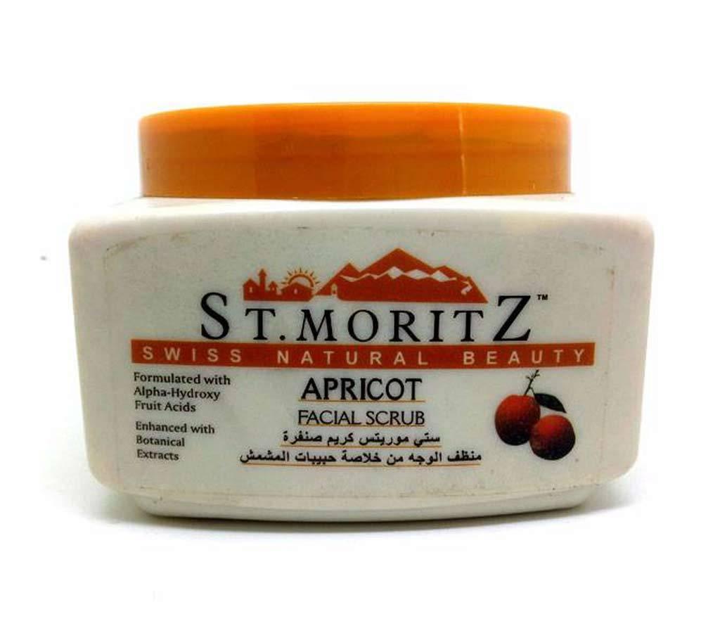 St. Moritz Apricot অর্গানিক ফেসিয়াল স্ক্রাব বাংলাদেশ - 455534