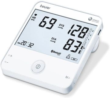 Beurer BM95 Upper Arm Blood Pressure Monitor with ECG Function