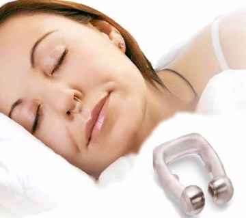 Snore Free Sleep - Magnetic Nose Clip
