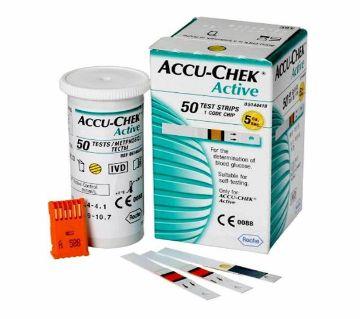 Accu-Chek Active test strips (50pcs)
