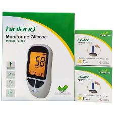 Rechargeable Bioland Advance Blood Glucose Monitoring System