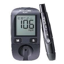 Accu-Chek Active Blood Glucose Meter (50 Strip)