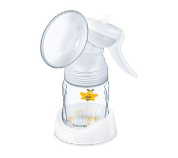 Beurer BY 15 manual breast pump By Germany
