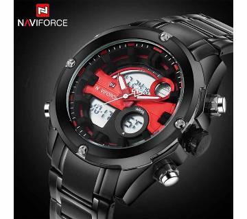 Naviforce Analog-Digital Wrist Watch