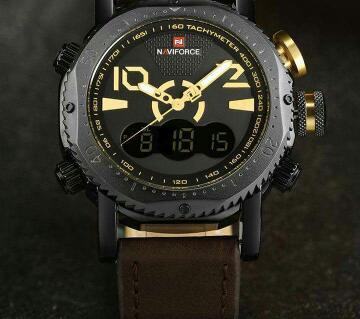 Naviforce Sports Wrist Watch