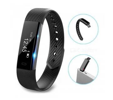 ID115 Fitness Tracker Watch Smart Bracelet
