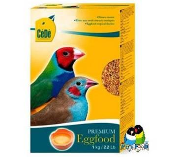 Cede premium egg food for birds