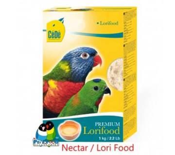 Cede premium lori food for birds