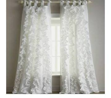 Georgette curtain 2 pc