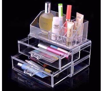Cosmetic organizer box  4 Drawer