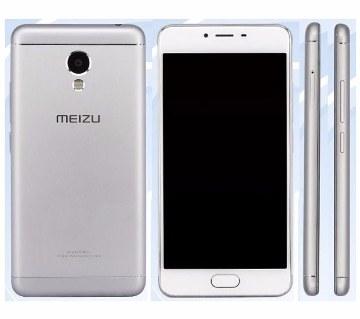 Meizu M3s (Original) - 16GB (Silver)