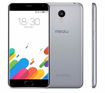 Meizu M3 Note (Original) - 16GB (Gray)