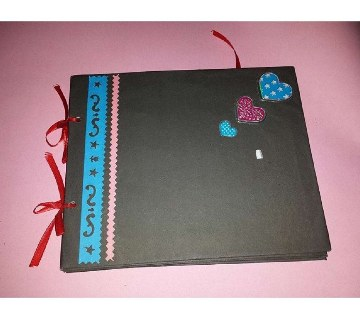 Customize Scrap Book for Gift