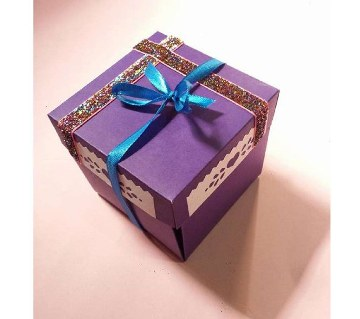 Customize Explosion Box for Gift