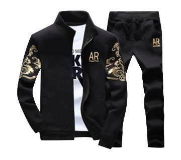 Full Sleeve Gents Casual Jaket with pant