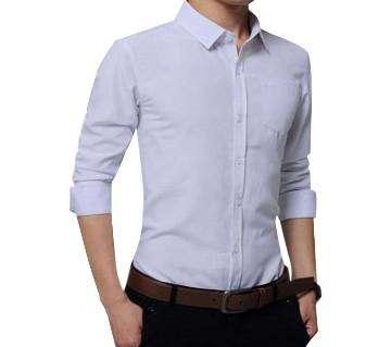 Mens- Full Sleeve Cotton Formal Shirt