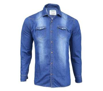 Gents Full sleeve Denim Shirt