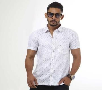 Indian Half Sleeve Casual Shirt