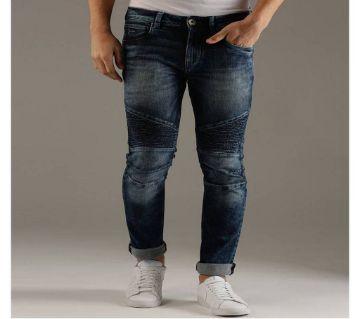 Alcott Mens Semi Narrow Jeans Pants