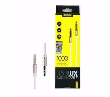 Remax 3.5 AUX Audio Cable - 1 pcs